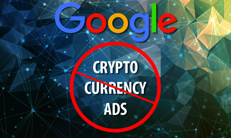 Anonymous Reports Suggests Google Is Cracking Down ICO Ads