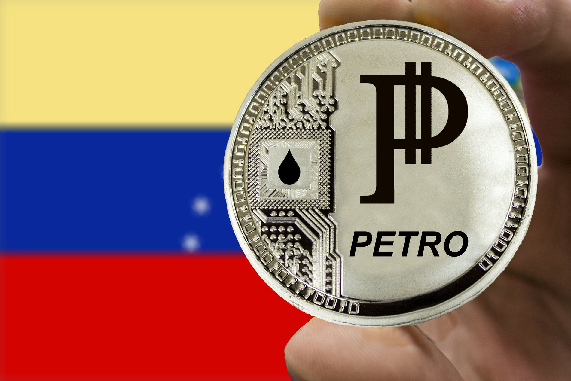 buy petro cryptocurrency in india