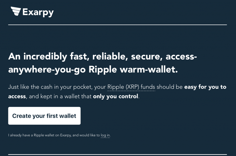 best ripple wallet | best xrp wallet | best ripple coin wallet | exarpy wallet | exarpy ripple wallet