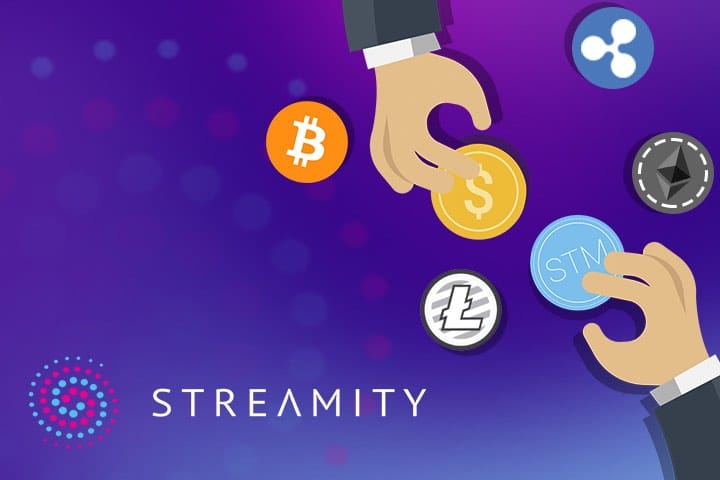 Streamity – The Latest Decentralized Cryptocurrency Exchange (DEX)