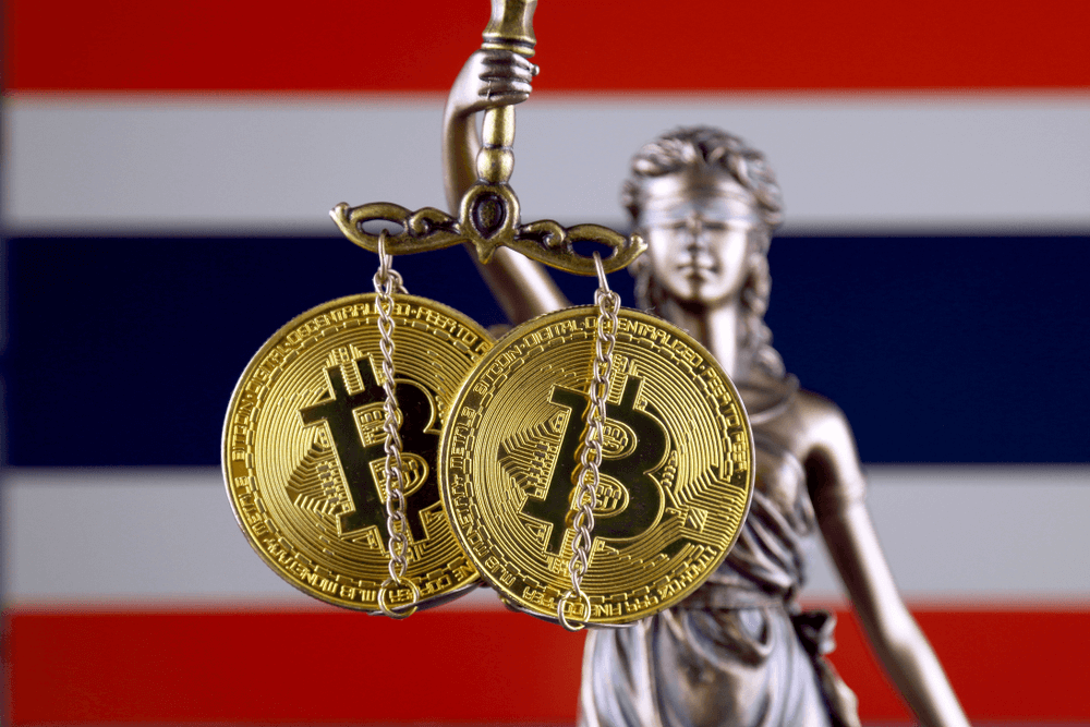 Two cryptocurrencies laws to be passed by the Thailand government