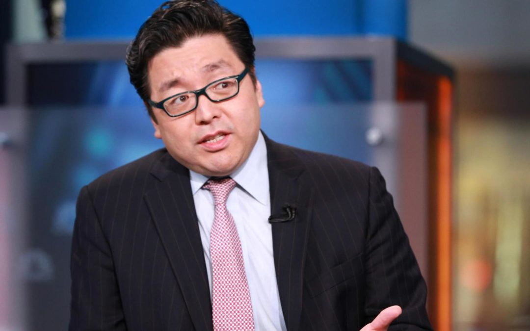 Bitcoin Price Will Touch $20,000 Again In June 2018, Says  Fundstrat's Tom Lee