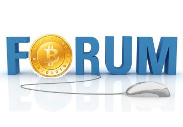 bitcoins bitcointalk forum