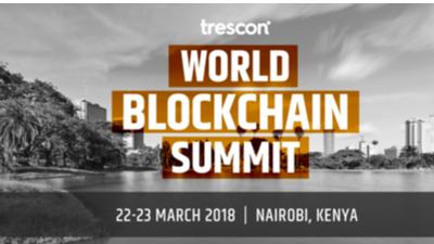 World Blockchain Summit Nairobi on 22-23 March 2018