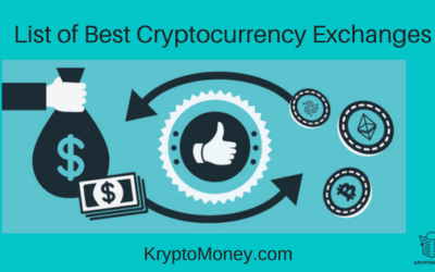 List Of Top 9 Best Cryptocurrency Exchanges To Buy/Sell Altcoins