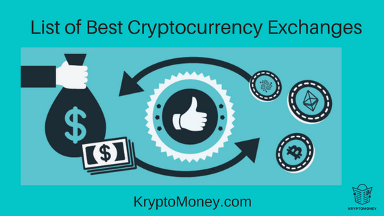 what exchange is better for cryptocurrency