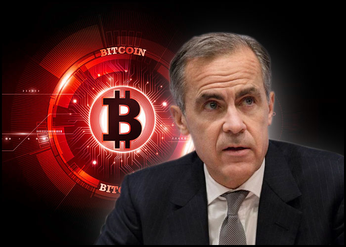 """""""Cryptocurrencies Don't Risk World Economies"""" : Mark Carney tells G20"""