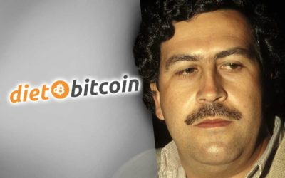 """Pablo Escobar's Brother launches """"Diet Bitcoin"""" Fork"""