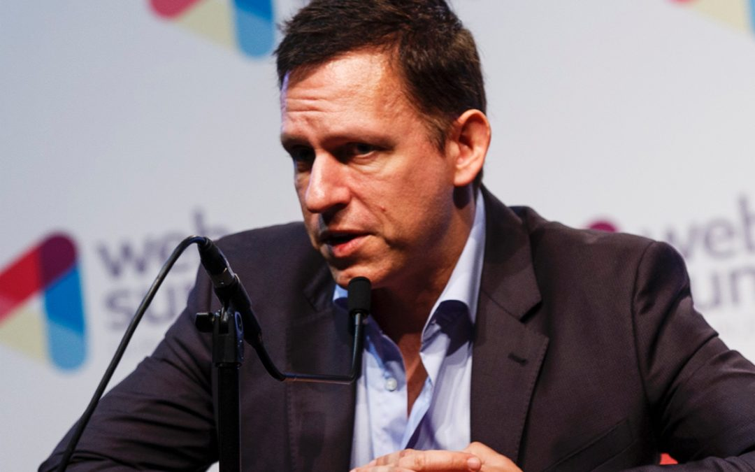 """Bitcoin to be one online equivalent to Gold"" Says Paypal Co-Founder Peter Thiel"
