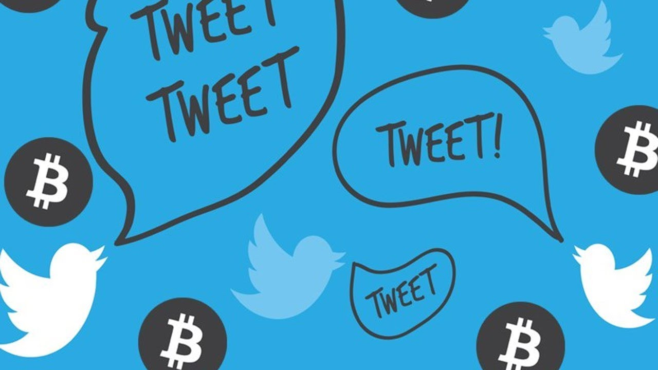 twitter cryptocurrency news