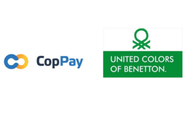 United Colors Of Benetton (UCB) Accepts Cryptocurrencies Via CopPay