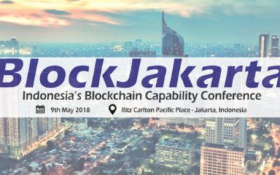 BlockJakarta : Indonesia's Blockchain Capability Conference