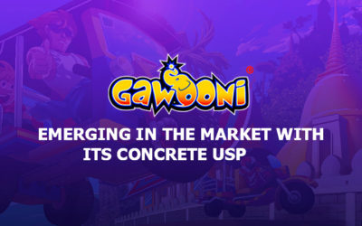 Gawooni Games Ecosphere Announces Decentralized, Blockchain-Based Platform