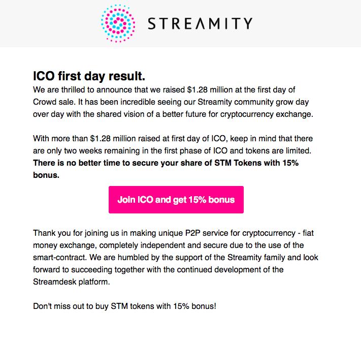 streamity | streamity ICO