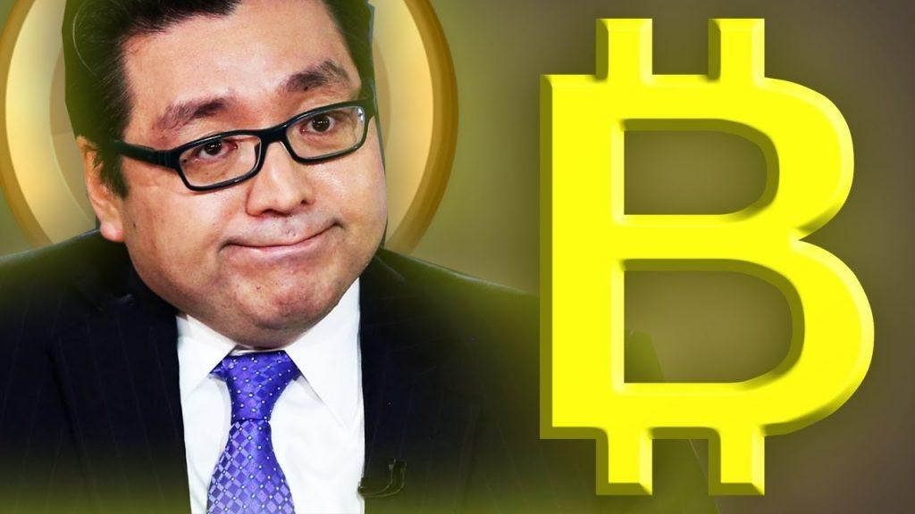 Tom Lee on Bitcoin : HODL ONN!!