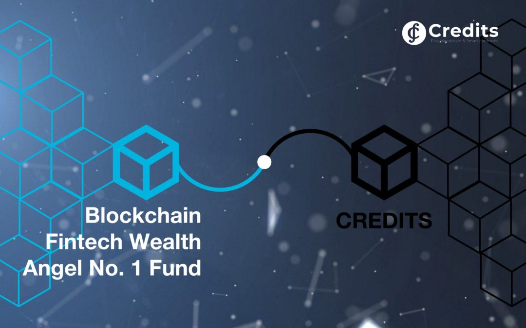 CREDITS Collaborates With Blockchain Fintech Wealth Angel Fund To Open An Innovation Lab In Shanghai
