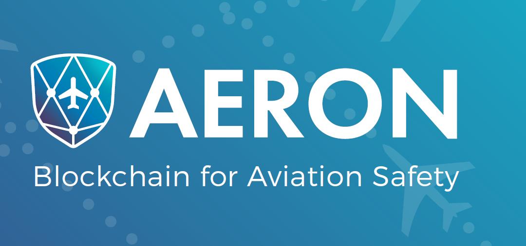 Aeron : Creating Flight Log Records On Blockchain For Aviation Safety