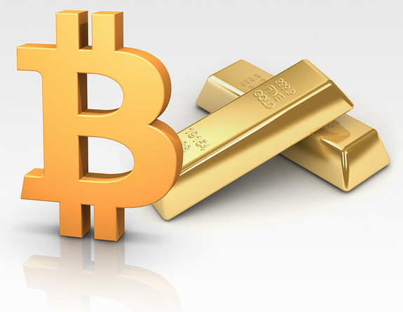 How is Bitcoin Different From Oil and Gold?