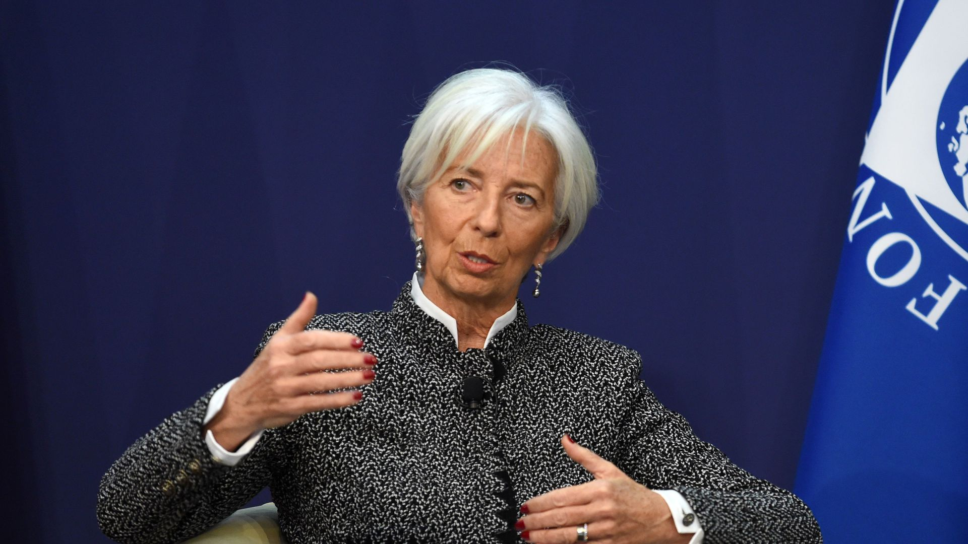 IMF Chief | Christine Lagarde | Crypto Assets | Cryptocurrency News