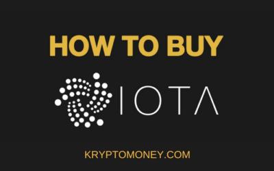 How To Buy IOTA Cryptocurrency | Where To Buy IOTA Cryptocurrency