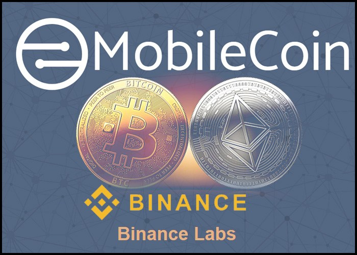 Binance | Binance Labs | Signal | Mobile Coin | New Cryptocurrency | Cryptocurrency news