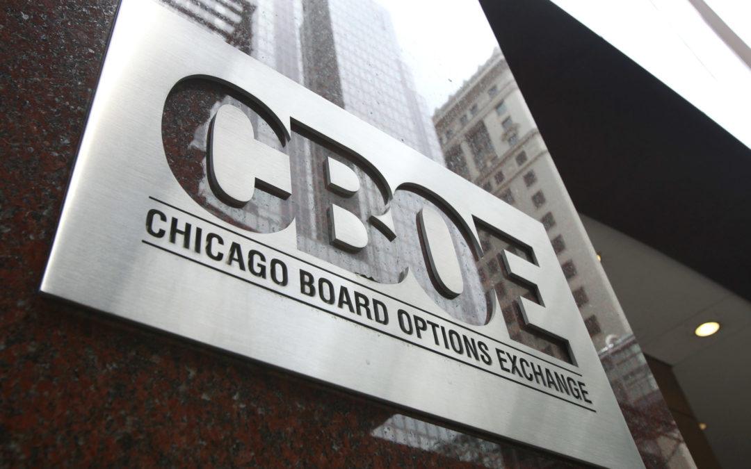 Bitcoin Futures Reach An All Time High At CBOE