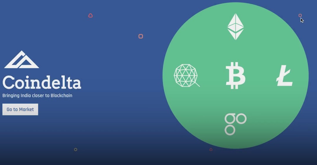 Buy Bitcoin In India With Coindelta Cryptocurrency Exchange