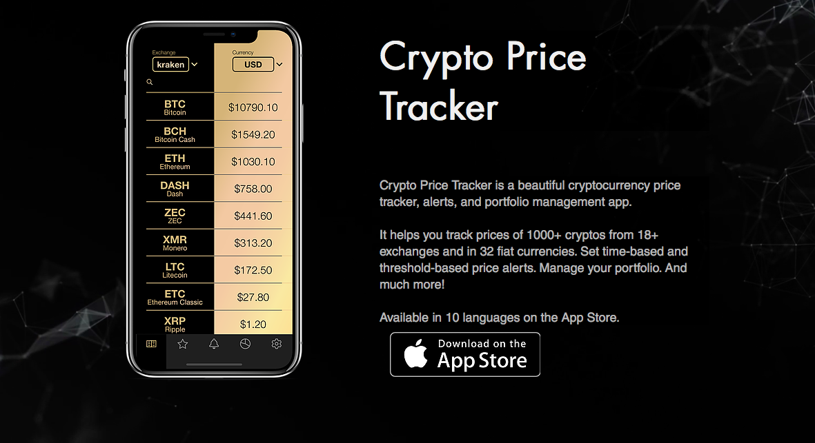 crypto price tracker app | harshita arora
