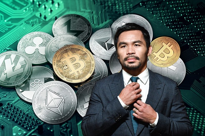 Boxer Manny Pacquiao To Bring His Own Cryptocurrency to Market