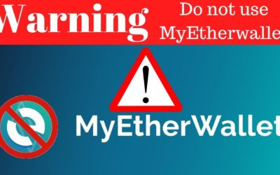 MyEtherWallet Gets Hijacked by DNS Attack, 215 Ethereum (ETH) Lost
