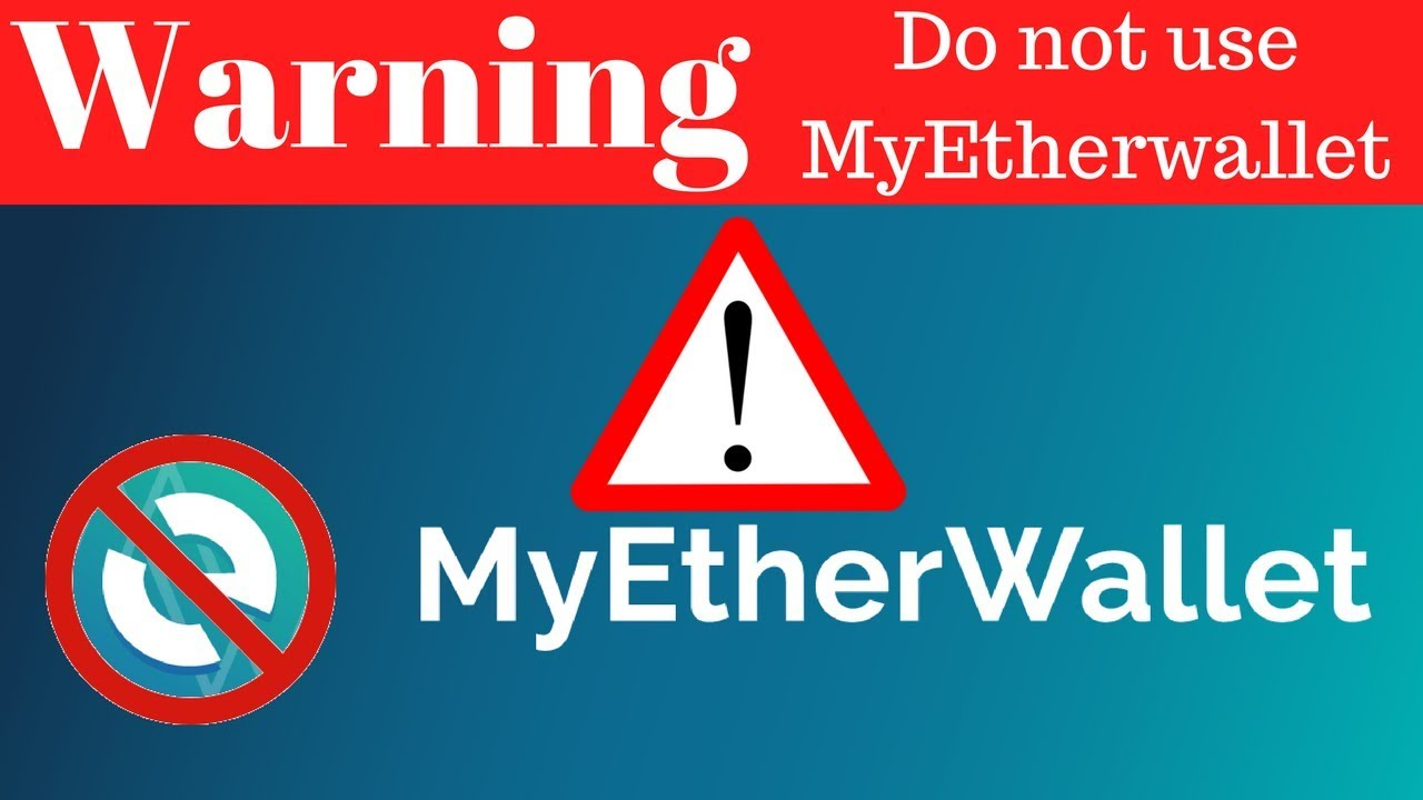 MyEtherWallet Hacked   Ethereum Coins Lost   Ethereum News   ETH Theft   ETH news   Cryptocurrency Theft