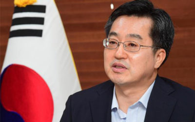 South Korea's Finance Minister: Cryptocurrencies Are A Potential Threat To Fiat Currencies