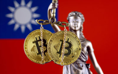 Taiwan to Launch Legal Framework for AML Regulation Cryptocurrencies by November