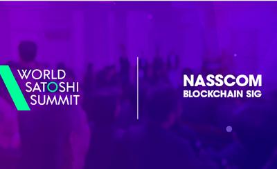 World Satoshi Summit Partners Up With NASSCOM Blockchain SIG