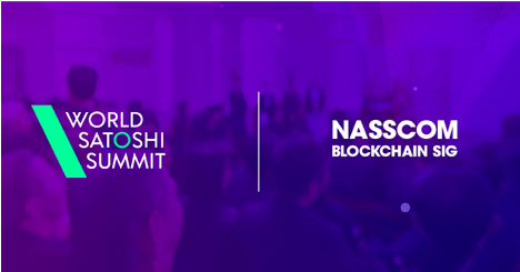 World Satoshi Summit Partners Up With NASSCOM Blockchain SIG