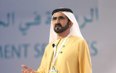PM of UAE launches Blockchain Strategy 2021