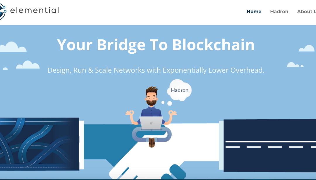 Matrix Partners Invests into Mumbai based Blockchain Startup – Elemential