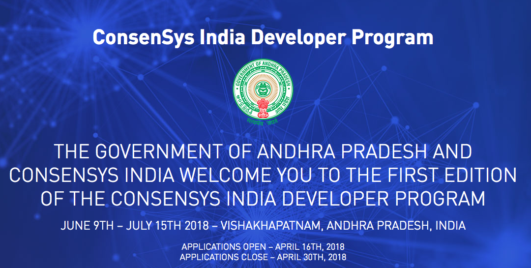 ConsenSys India Developer Program