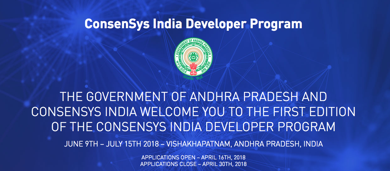 ConsenSys India | ConsenSys | Cryptocurrency Events India | Blockchain Events India