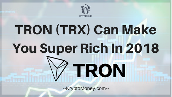TRON | TRX | Cryptocurrency news | TRON price | Cryptocurrency market | tron price predictions | tron price updates | tron 2018 | tron price predictions in 2018 | what is tron cryptocurrency | trx price predictions 2018