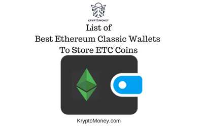 ETC wallet | Ethereum classic wallet | where to store etc