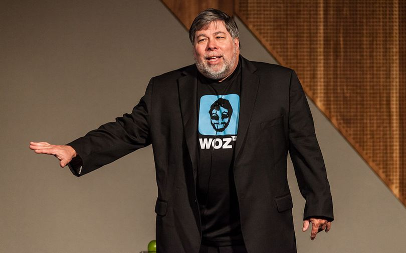 Apple Co-Founder Steve Wozniak Compares Ethereum to Apple