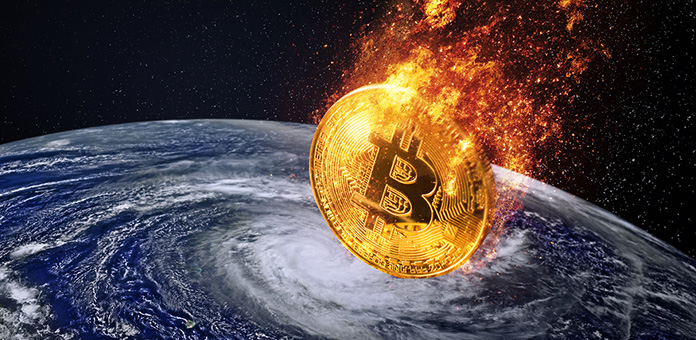 Bitcoin Mining in Space? Why Not!