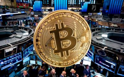 New York Stock Exchange Owner is Building A Bitcoin Exchange Platform