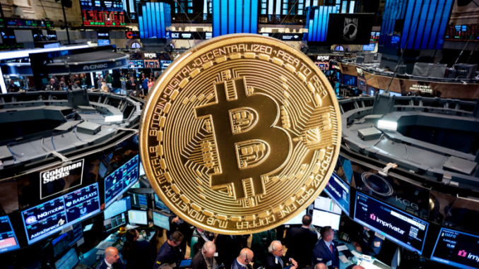 New York Stock Exchange Owner is Building A Bitcoin Exchange Platform