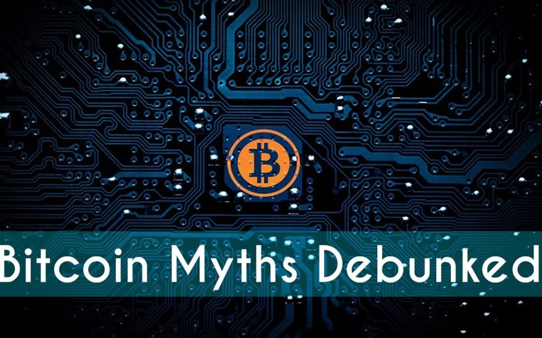 Top 5 Bitcoin Myths Busted!