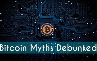 Top 5 Bitcoin Myths Busted!