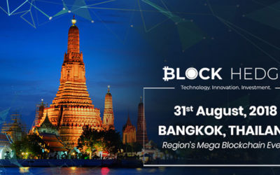 Join Block Hedge 3rd Edition, South-Asia's Mega Blockchain Event in Bangkok