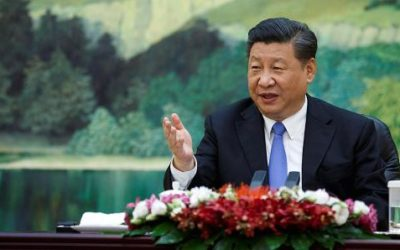 """Chinese President Xi Jinping: """"Blockchain Has Breakthrough Applications"""""""