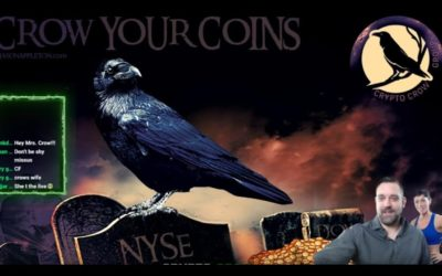 Cryptocurrency Youtuber, Crypto Crow is Launching his Own Bitcoin Funded TV Series